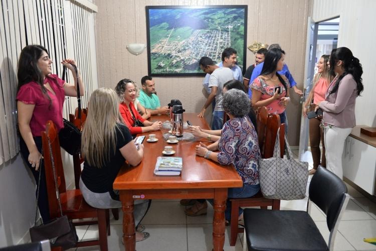 Prefeitura de Monte Negro recebe caravana do SEBRAE, em RO