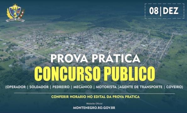 Prefeitura convoca candidatos para