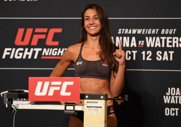 Amanda Ribas conta com torcida de Varginha contra VanZant:
