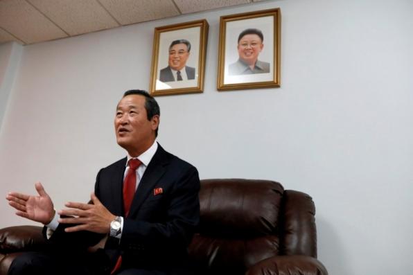 Enviado da Coreia do Norte na ONU diz que desnuclearização está fora da mesa de negociações