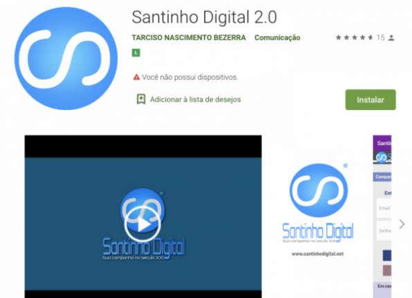 Conheça o Santinho Digital, a sua campanha do século XXI: vídeo