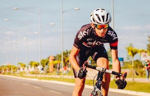Ariquemes: Ian recebe apoio dos empresários para realizar os seus sonhos no ciclismo
