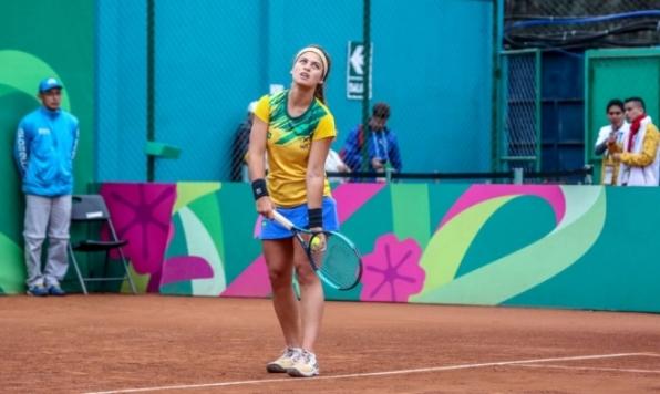 Tênis: Carol Meligeni e Ingrid Martins estão nas quartas na Turquia