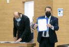 DEPUTADO ALEX REDANO ASSUME PRESIDÊNCIA DA ASSEMBLEIA LEGISLATIVA EM RONDÔNIA