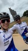 Ciclista Venezuelano vem para Ariquemes para fazer dupla com o Campeão Netinho